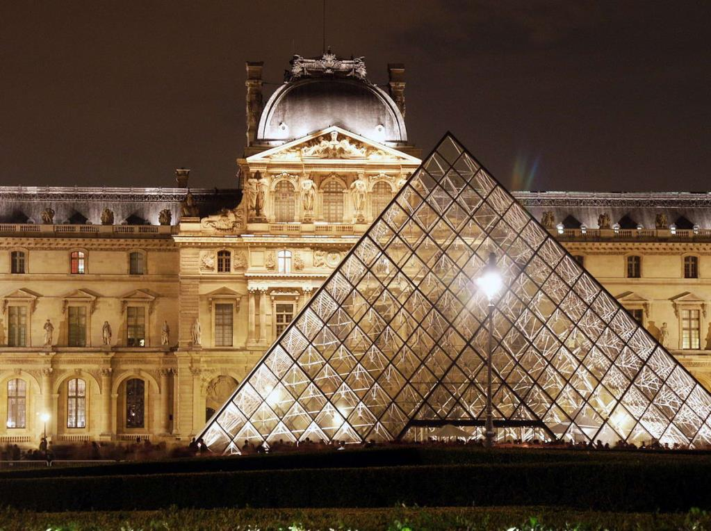 Louvre Museum Containing one of the most