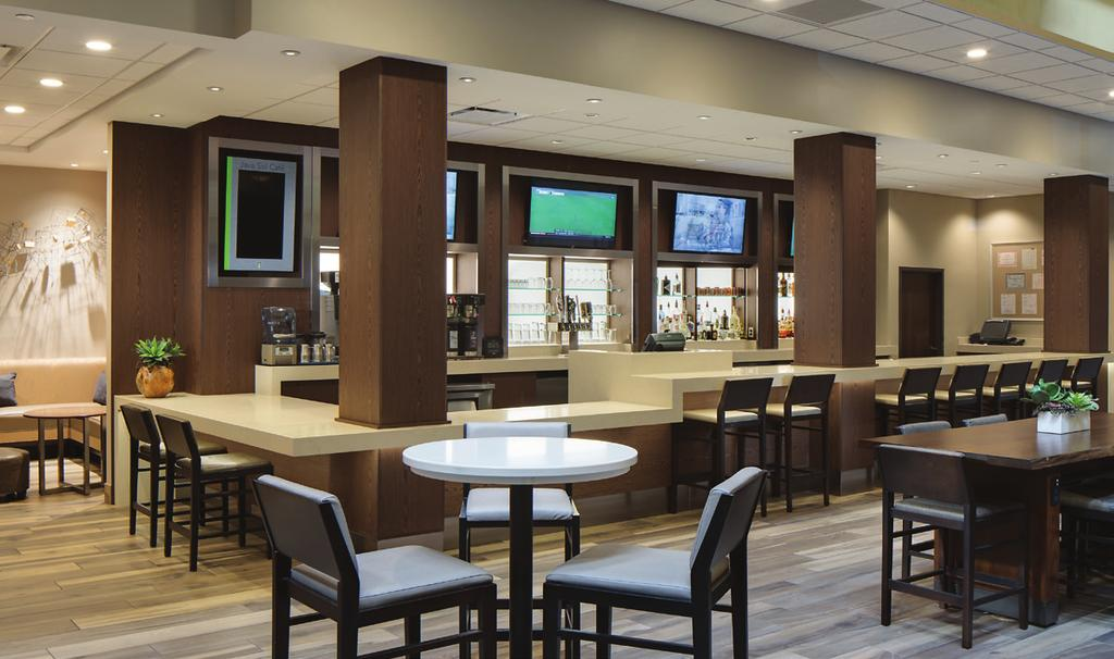 Marriott - Albuquerque, New Mexico p 1 University Plaza 6 Exterior renovations (completed May 2016) Coffee Shop addition (completed Sept