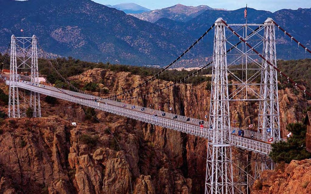 ROYAL GORGE PARK and RECREATION AREA A