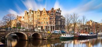 Day 7 Thursday, June Amsterdam accommodation Breakfast at hotel and check-out Departure to Amsterdam, the main city of Holland You will be there at about midday.