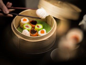 beautifully prepared Cantonese dishes that are perfect