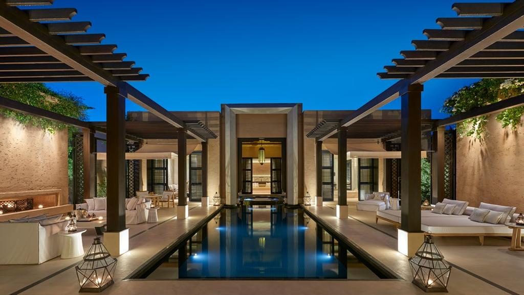 MANDARIN POOL VILLA Offering a