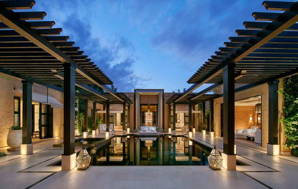 ORIENTAL POOL VILLA A haven of