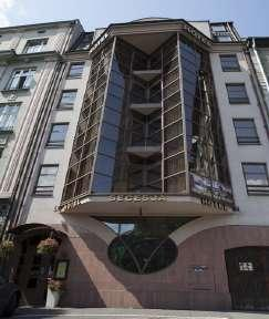 OPTION 1: Staying at 3* Hotels 2 nights in Krakow Secesja hotel *** The Secesja hotel is