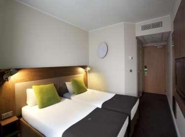 2 nights in Warsaw Campanile hotel *** The Campanile hotel offers modern accommodation