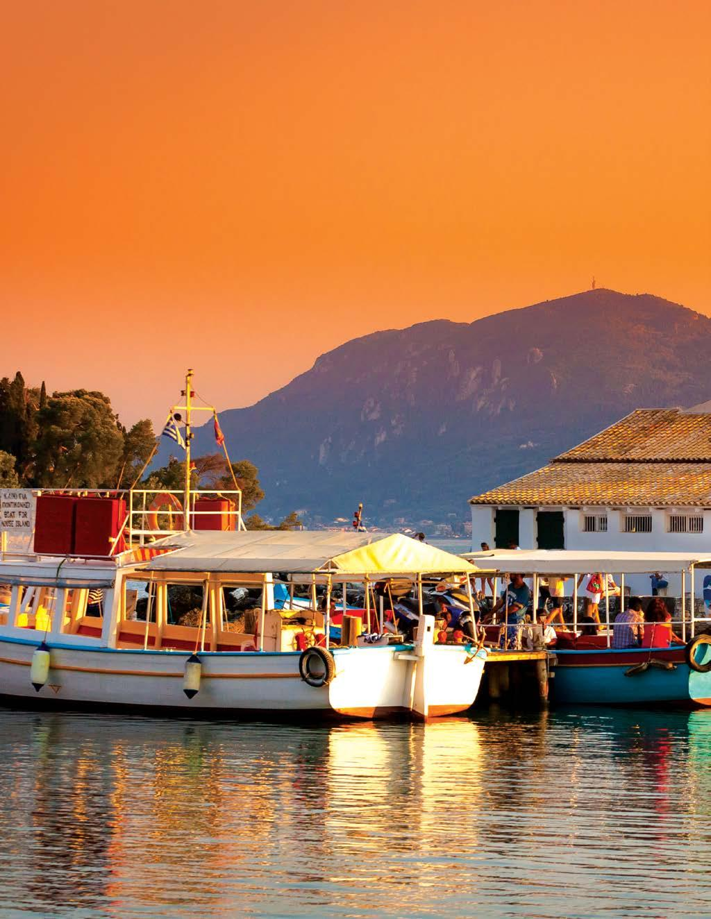 Dear Club Members and Friends, Known as the Cradle of Western Civilization, Greece delivers an enticing blend of history, diverse cultural influences, stunning natural beauty, and archaeological