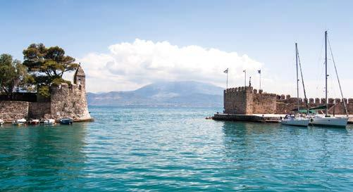 Corfu Preveza GREECE Ithaca Nafpaktos Delphi Itea Itinerary Nafplio Corinth Canal Nemea Mycenae Epidaurus Athens nafplio Thursday Friday, May 12 13 Home Athens Arrive in Athens and transfer to your