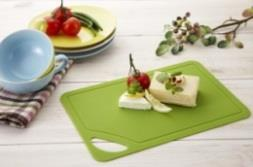 table, Handy cutting board is