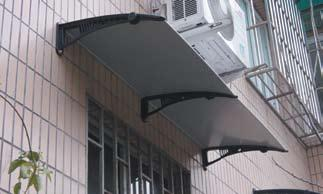 Canopy awnings built to perform to the highest standards, providing weatherproof comfort and style to any environment.