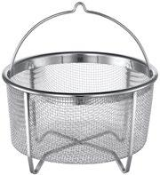 Accessories Basket insert For steaming, low-water cooking, gentle heating