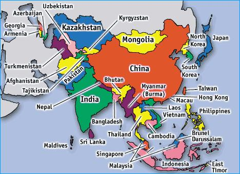 Defining the Asia Pacific We ll call it GMT