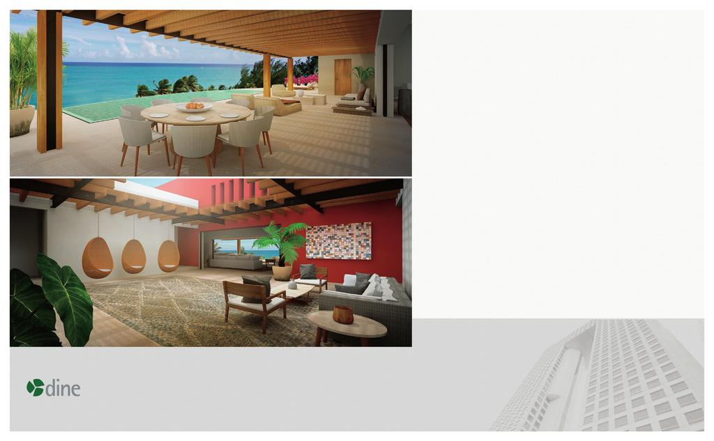 Founded in 1978, DINE is the owner and developer of Punta Mita and is one of Mexico s premier real estate developers.