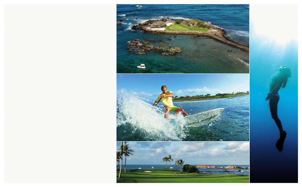 Any whole ownership residence at Punta Mita qualifies for membership in the private Club Punta Mita, which offers many