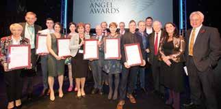 APPLICATIONS AND JUDGING A media campaign will be launched in Spring 2017 with calls for entries for each award category.