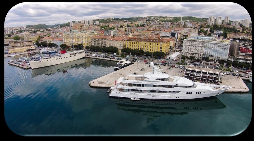 Tourist Traffic in the City of Rijeka For the