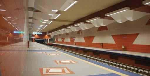 SPECIAL CONSTRUCTIONS SUBWAY STATION