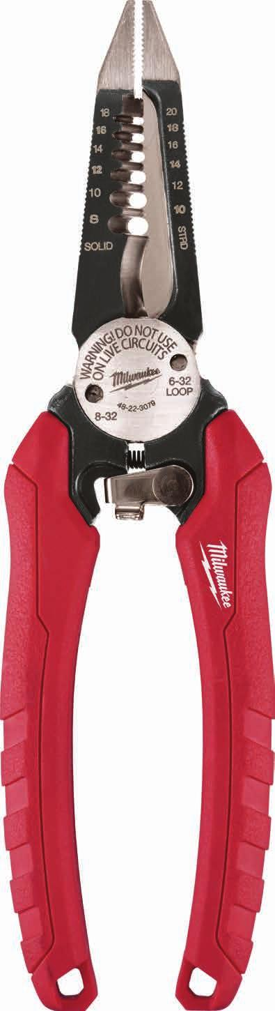COMBINATION PLIERS 6in1