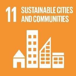 GOAL 11: SUSTAINABLE TOURISM DESTINATIONS AND HERITAGE Tourism must help cities and human settlements become more inclusive, creative, safe, resilient and sustainable.