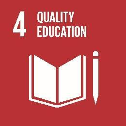 GOAL 4: PROMOTION OF AN INCLUSIVE AND QUALITY EDUCATION AND TRAINING The development of sustainable tourism requires the professionalization of its tourism stakeholders.