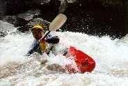 With experienced and welltrained instructors, participants will experience a variety of craft. K.R. is Kayaking and Rafting. This program is for accelerated learners who can move fast.