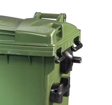 Today, sales of the practical and efficient plastic refuse