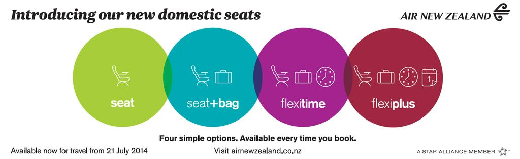 What is the best seat for you? Just a quick visit? Seat is for you Taking some luggage?