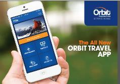 Travel Arranger Screen- Updating Online Traveller Profile Information: & Information required to use Orbit APP: To update Traveller Profile Preferences, click on the travellers name before selecting
