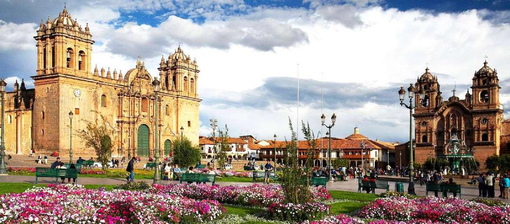 Visit CITY TOUR CUSCO Cusco s Cathedral: Located in Cusco s Main Square, the cathedral is a colonial monument of great artistic value.