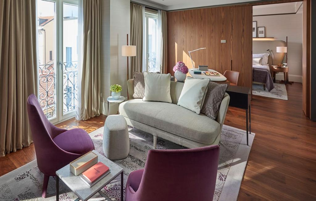 MILANESE LUXURY SUITES