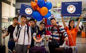 The team will greet campers upon arrival at Toronto Pearson International Airport, and will also escort them to airport security upon departure, ensuring campers have a pleasant travel experience.