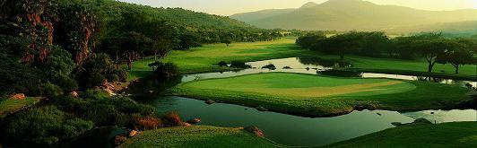 SUN CITY GOLF PACKAGE GARY PLAYER GOLF COURSE The Gary Player Country Club home to the Nedbank Million Dollar Golf Challenge since 1981 - is deservedly ranked as number one