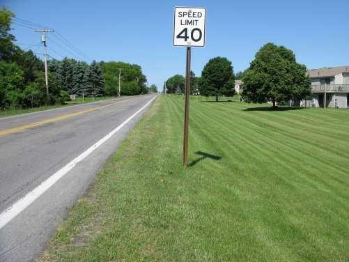 Preferred Alignment Features Townline Road; Maintained by Town of Canandaigua, 10 Ft Off-Road Trail