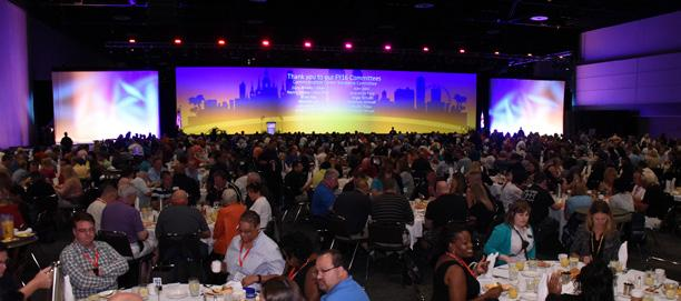 Special Events Connect & Celebrate Reception & Dinner $35,000 Sponsor this elegant evening that ends the APCO 2017 experience with a celebration.