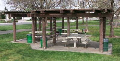 facilities At least 20% of picnic units in picnic facility