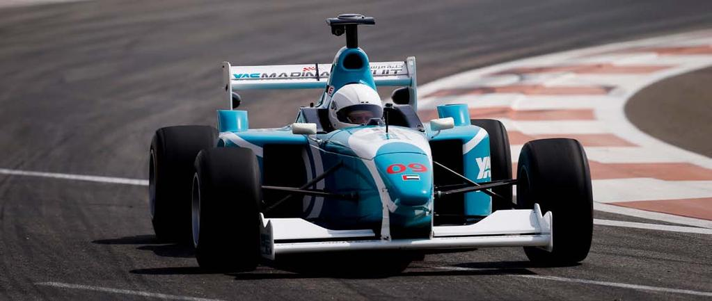 Incentives YAS MARINA CIRCUIT INCENTIVES As the UAE s home of motorsports,