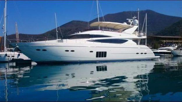 (32 MPH) Location: Turkey Our experienced yacht broker, Andrey Shestakov, will help you choose and buy a yacht that best suits your needs Princess Anna PRINCESS YACHTS from our catalogue.