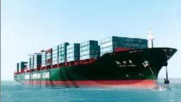 transport and handle our imports and exports (98% of total trade); South African transport &