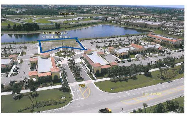Total Project Square Footage: 50,000 Jurisdiction: Palm Beach Gardens Mirasol Town Square Building D Location: 11400 N.