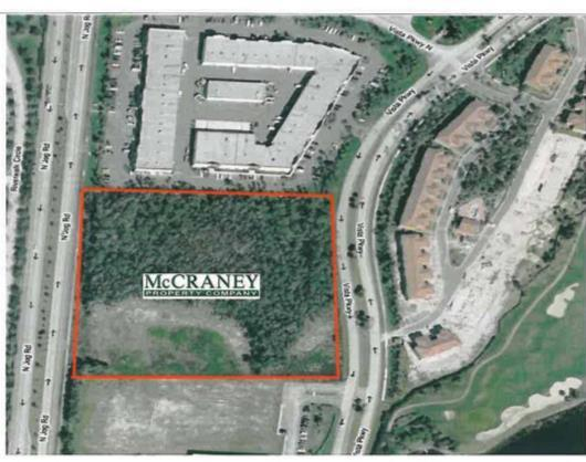 Vista Lot 19 Location: 2211-2215 Vista Parkway, West Palm Beach, FL 33411 Size: 7.