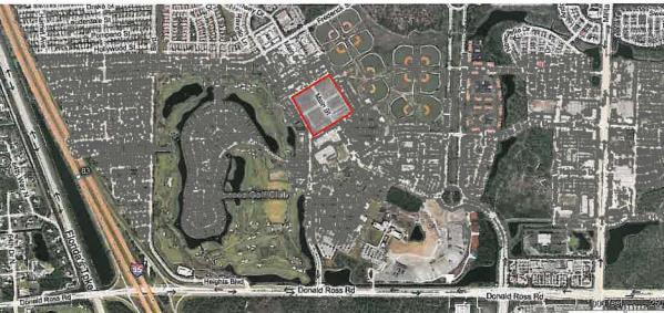 Total Project Square Footage: 160,000 Abacoa Town Center Phase IV Location: Main Street and Avenue A, Jupiter, FL 33458 Size: 15 acres Future Land Use Designation: Mixed Approved Uses: 120,000