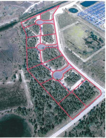 Park G11 Location: 14703 Park of Commerce Boulevard, Jupiter, FL 33478 Size: Up to 16 acres Future Land Use Designation: Light & General Industrial / Heavy Industrial Approved Uses: Up to