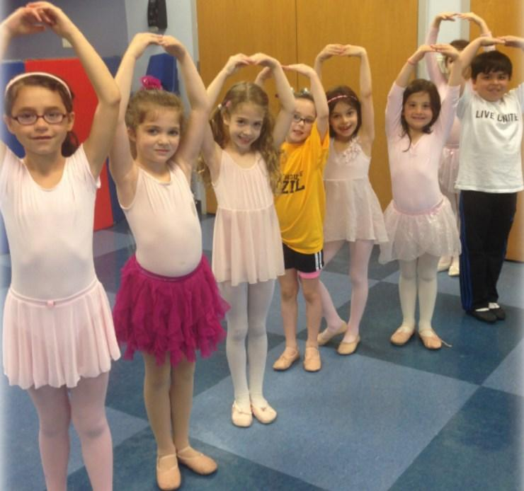 CREATIVE DANCE (Grades K - 2) This class is designed for kids who love to dance to the most popular tunes of the summer!