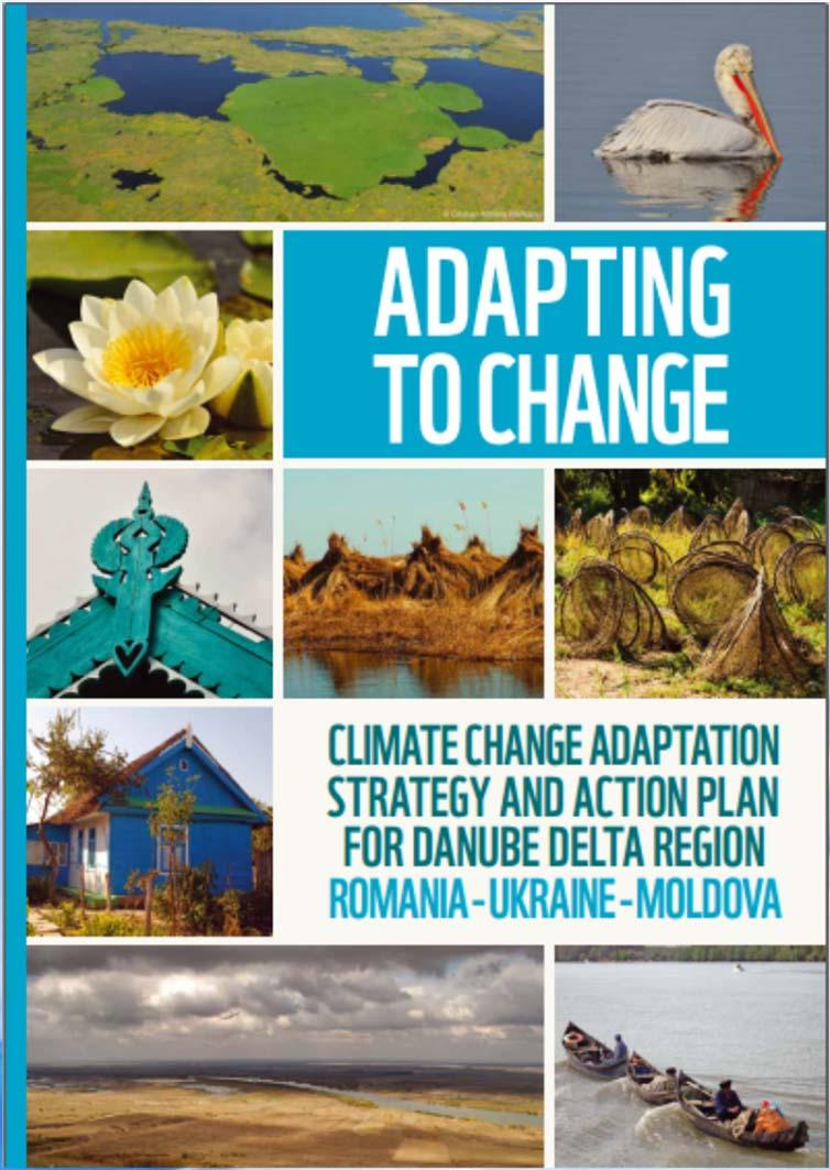 A trans boundary Climate Change Adaptation Strategy and Action Plan for the Danube
