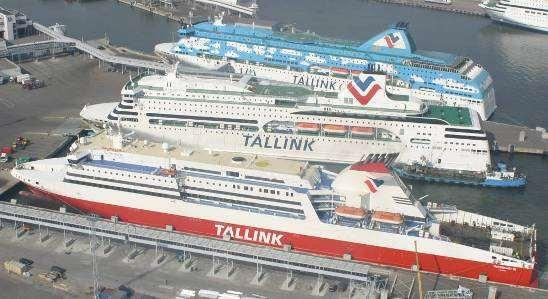 Strategy 7 The main goals of the strategy that is directed toward increasing Tallink s value and profitability: Increase the volumes and strengthen the market position in the region Strive for the