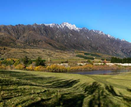 offer Adventurers, food and wine enthusiasts, shopaholics and families are well catered for in Queenstown.