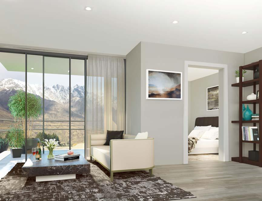 shopping, entertainment, transport, schools and businesses, Wyndham Garden Queenstown