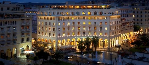 WHAT S INCLUDED*: Price includes: Round Trip Air fare Athens/Thessaloniki/Athens Arrival and departure airport transfers in Thessaloniki Two nights accommodation at the 5-star ELECTRA PALACE hotel,