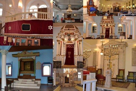 After our visit to the museum we will continue to the two Synagogues at Melidonis street in Thission.