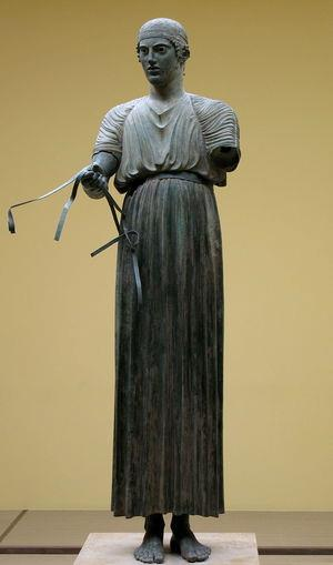 Charioteer,