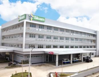 SILOAM HOSPITALS TB SIMATUPANG SOUTH JAKARTA 269 Bed Capacity 100 Operational Beds